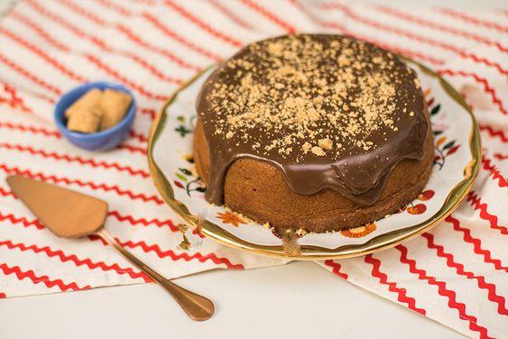 O Chef e a Chata | Como fazer bolo vulcão de brigadeiro com amendoim