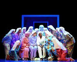 SISTER ACT Szenenfoto © VBW_Brinkhoff/Mögenburg musicalvienna vienna wien theater theatre ronacher