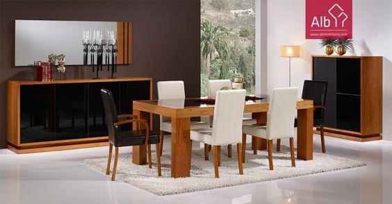 | moveis salas | mesa para sala | moveis salas de jantar - ALB Mobiliário e Decoração - Paços de Ferreira - Capital do Móvel