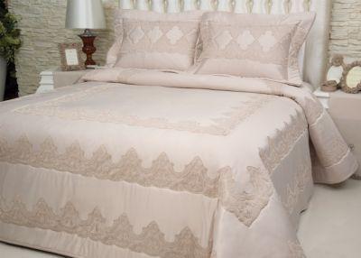MAGDALENA YATAK ÖRTÜSÜ BEJ  #homesweethome #bej #pillow #yastık #bedcover #yatakörtüsü #yumuşak #bedroomideas #yatakodasıfikirleri#evtekstili #fluffy#yumuşacık