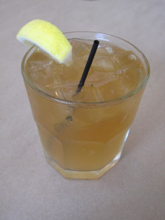 Firefly Sweet Tea Vodka and Lemonade