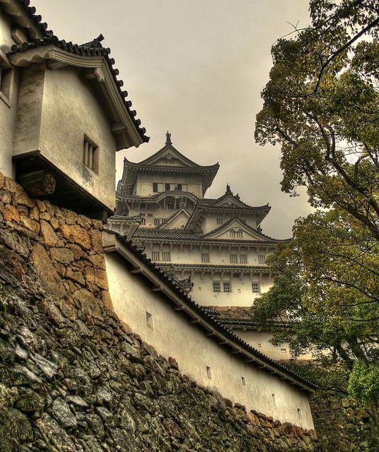 Himeji Castle, Himeji, Hyogo, near Osaka