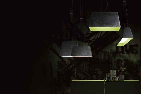 lampadario da esterno : Resort - Lampade da esterno - Outdoor lighting by @- Torremato ...