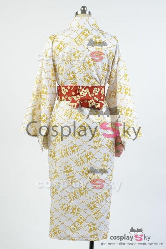 Osomatsu-kun Touximatsu Yukata Kimono Cosplay Kostuem | CosplaySky.de