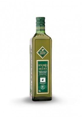 Señorio de Segura 750 ml (Caja 12 botellas). Tiene un frutado intenso a fruto maduro, con un ligero amargor y picor característico de la variedad picual