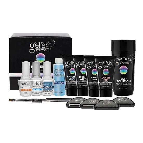 Gelish Polygel Master Kit Nail Kit Gelish Polygel Professional Nails