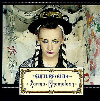 Karma Chameleon - Culture Club