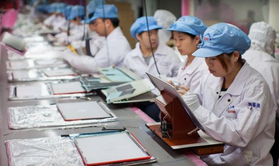 #Apple joins Fair Labor Association to improve factory working conditions. First technology company to join! @Sarah Kaplowitz