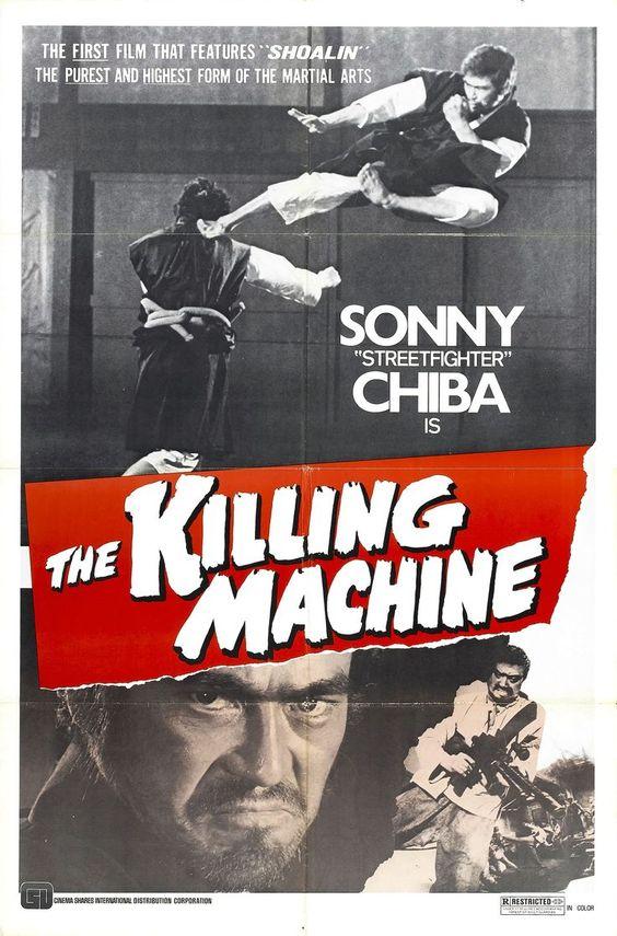 Shôrinji kenpô (AKA Killing Machine) (1975) (Norifumi Suzuki)
