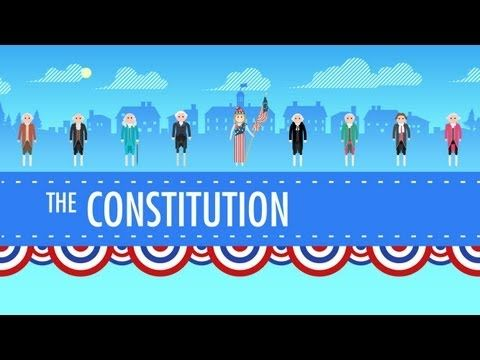 The #Constitution, the Articles, and Federalism: Crash Course US History