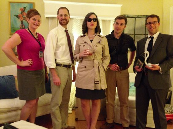 Archer cosplay / costumes Cheryl, Krieger, Malory, Rip ...