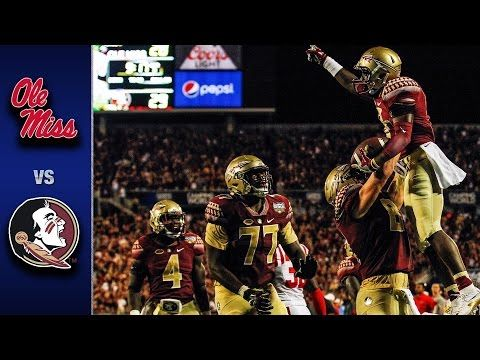 Ole Miss [34 - 45] Florida State; Francois rallies Noles in comeback - Haiti Sentinel In his hometown, in his first game, Deondre Francois rallied the No. 4 Florida State Seminoles to their biggest comeback in school history against No. 12 Ole Miss. Francois threw and ran for 419 yards and two touchdowns. [VIDEO]