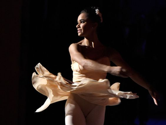 After 14 years with the American Ballet Theater—8 as a soloist—Misty Copeland, 32, has been promoted to principal dancer, the highest possible rank for a ballerina. She is the first African-American woman to be promoted to principal in the company's 75-year history. [Read: 3 Life Lessons from Mis...