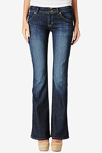 HUDSON   Bootcut Jeans for Women   Womens Premium Bootcut Denim