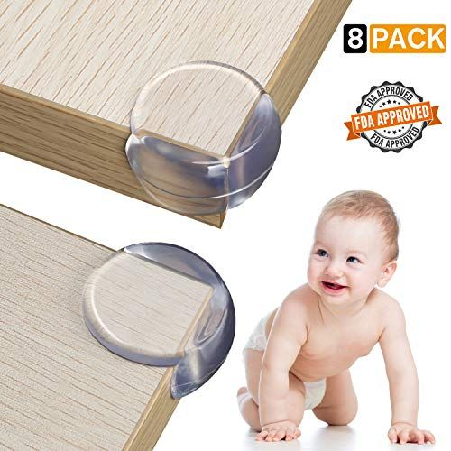 Seavon Table Corner Protectors Baby Proofing Table Corner Guards