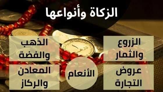 الزكاة وأنواعها ما هي الزكاة المفروضة وما فوائدها الله معنا Allahm3ana Convenience Store Products Convenience Convenience Store