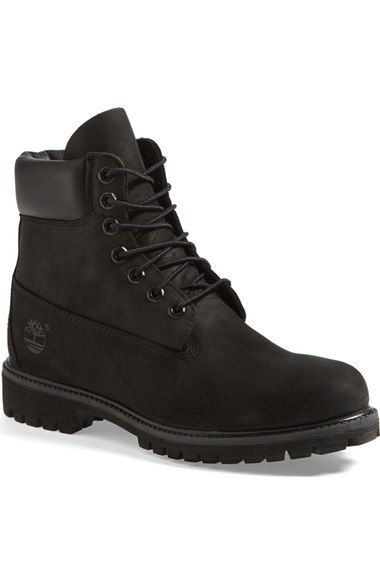 Timberland 'Premium' Boot available at #Nordstrom