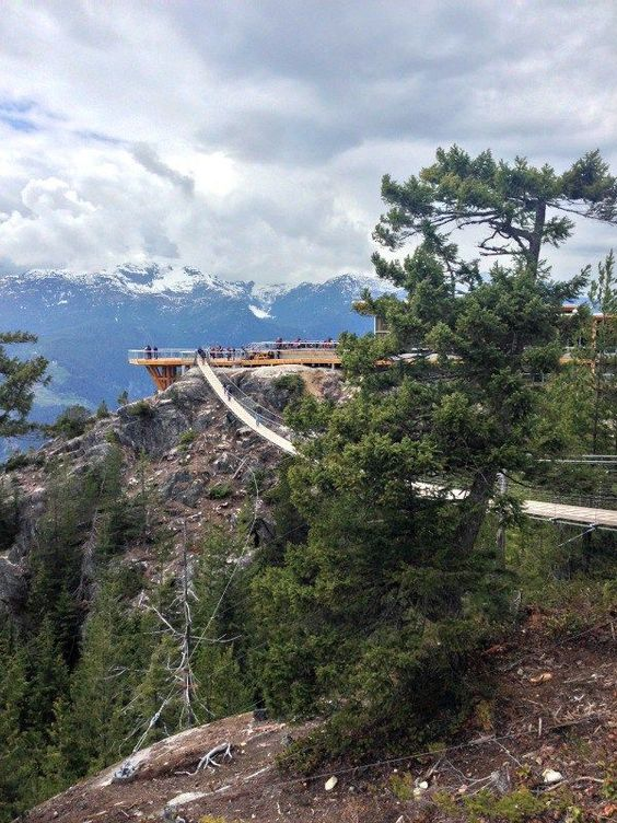 The Sea to Sky Gondola is a must-stop attraction along the beautiful Sea to Sky highway between Vancouver and Whistler that puts Squamish firmly on the map.