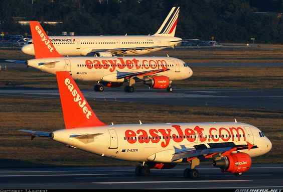 Airbus A319-111 - EasyJet Airline | Aviation Photo #4067551 | Airliners.net