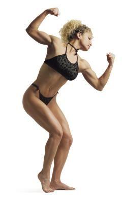 Músculos tonificados contra grandes músculos   LIVESTRONG.COM en Español