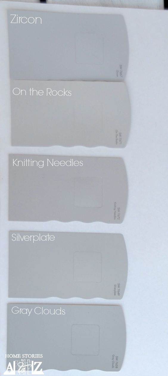 Knitting Needles Paint Colour : Gray paint color ideas tips and examples colors