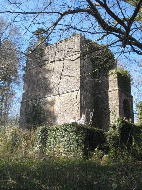 Mausoleum of Sir James Tillie of Pentillie Castle, Cornwall  - In 2013, archeologists discovered human remains at the Grade II* listed mausoleum at Pentillie, despite suggestions in the 19th Century that all bodies had been removed from the site. It is speculated that the remains are of the original owner of Pentillie, James Tillie. In his will, Tillie had instructed that he should not be buried, but dressed in his best clothes, bound to a stout chair and placed with his books, wine and pipe