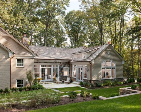 The end the o 39 jays and home renovation on pinterest for Split level additions