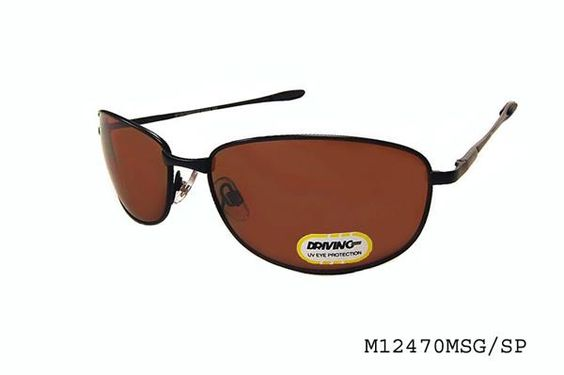 Asia Pacific Trading Co., Inc - Spring Hinge Driving Sunglasses