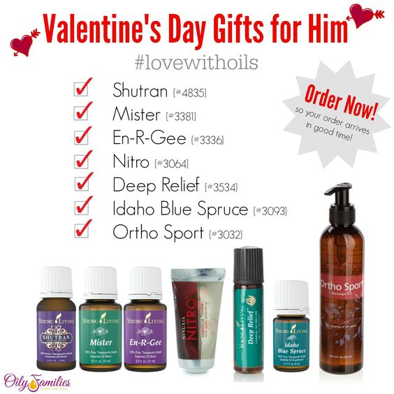 valentine gifts for young guys