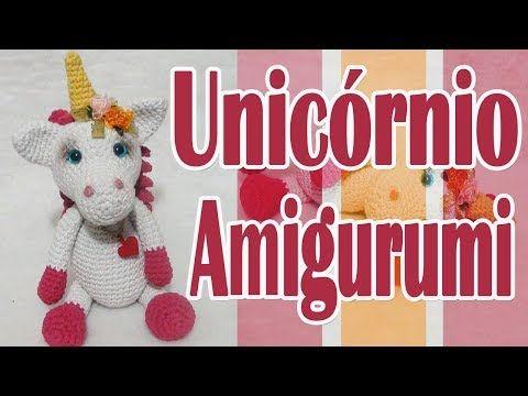 Unicornio Amigurumi - Muñeco De Apego - Tejido Al Crochet - $ 970 ... | 360x480