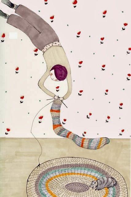 Pinzellades al món. Cristina Barsony