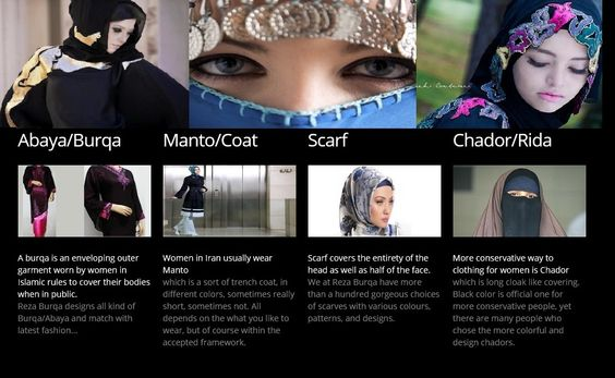 Reza Burqa is a manufacturer of quality Islamic clothing for women. Existing for more than 15 years, Reza Burqa has been selling its products both to businesses and privates all over the world, and has acquired a very strong experience in understanding demand and expectation of its market and latest design.