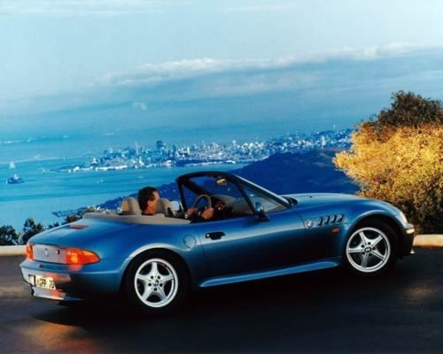 1997 Bmw Z3 Roadster 2 8 Automobile Photo Poster Zac816 1cnzf9 Bmw Bmw Z3 Photo Posters