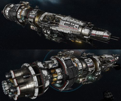 "Fractured Space -  by Hans PalmUSR ""Destroyer"" USR... #ShareArt - #Art #LoveArt http://wp.me/p6qjkV-1CA"