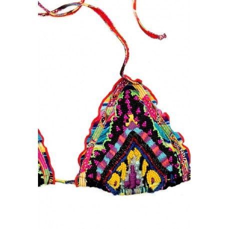 Agua Bendita, bikini triángulo -Tasco