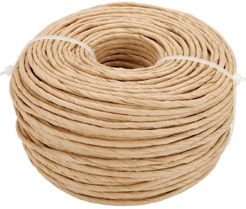 Commonwealth Basket Fibre Rush, 5/32-Inch 2-Pound Coil, Approxmately 210-Feet Commonwealth Basket http://www.amazon.com/dp/B000WWKDX0/ref=cm_sw_r_pi_dp_Eimqwb13ASV6D