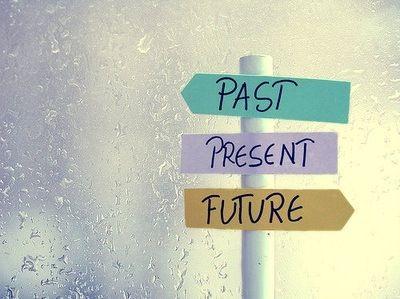 Past future present
