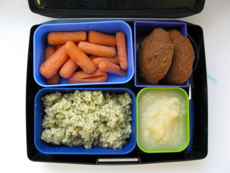 vegan lunches for kids