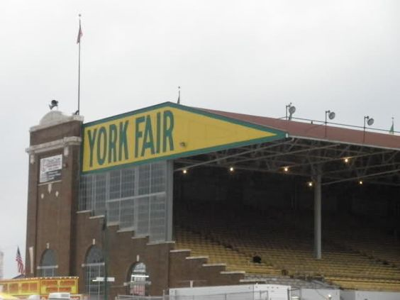 Toyota Grandstand at the York Fairgrounds