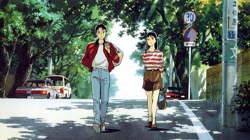 Ocean Waves 1993 สองห วใจ หน งร กเด ยว Studio Ghibli Ghibli Ocean Waves