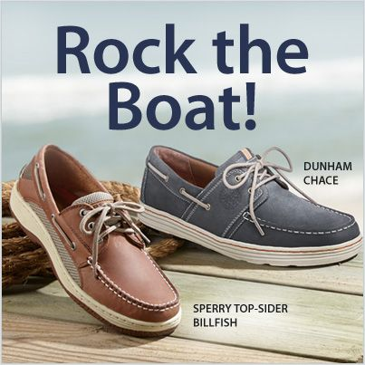 For men, boat shoes are the ultimate summer statement. Choose a best-selling look with maximum comfort.