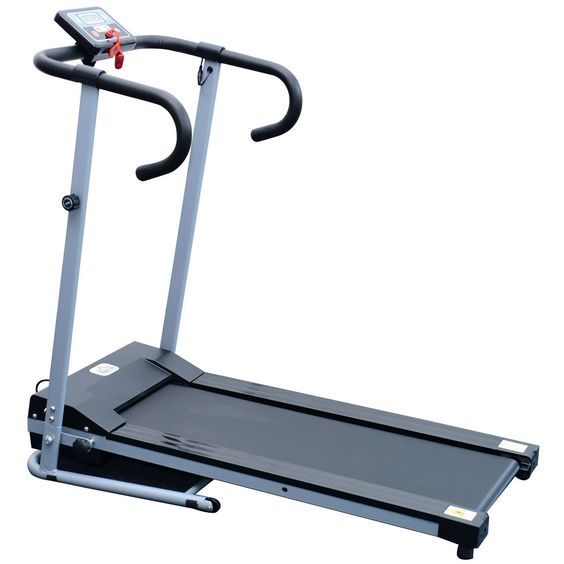 Homcom Motorised Electric Treadmill Running Machine Compact treadmills are all the rage right now, and it's easy to understand why. Units like the HomCom Motorized Electric Treadmill offer the same kind of capabilities as full-sized units, but can be effortlessly folded up to an almost impossibly small form factor for easy storage. On top of …