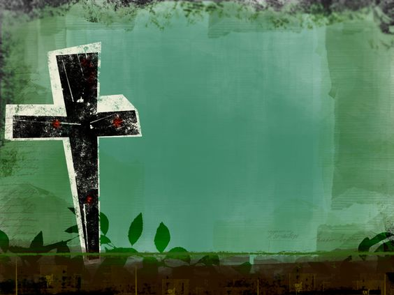 Christian Powerpoint Backgrounds Worship quality free - easter powerpoint template