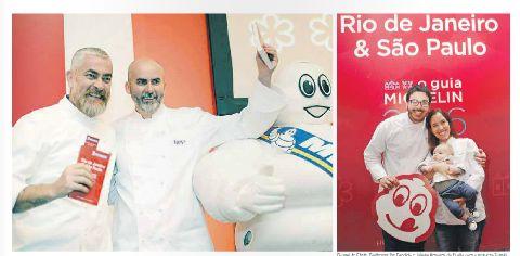 Na página - #gastronomiacontemporânea #bibgourmand #guiamichelin2016 #guiamichelinbrasil Ecully Gastronomia | Wine Senses by OPEN | Junho, Julho de 2016.