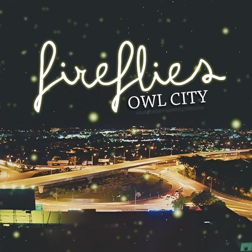 Owl City Vanilla Twilight Album Cover
