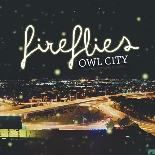 Owl City Vanilla Twilight Album Cover