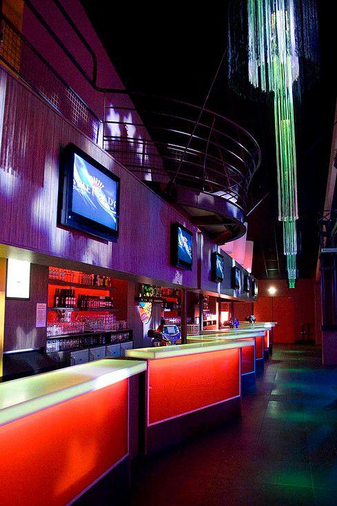 Bar Lumineux Pour Discotheque Bar Lumineux Idees De Bar Bar Retro
