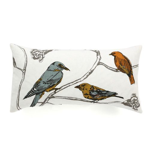 Found it at DwellStudio - Chinoiserie Long Linen Pillow Cover