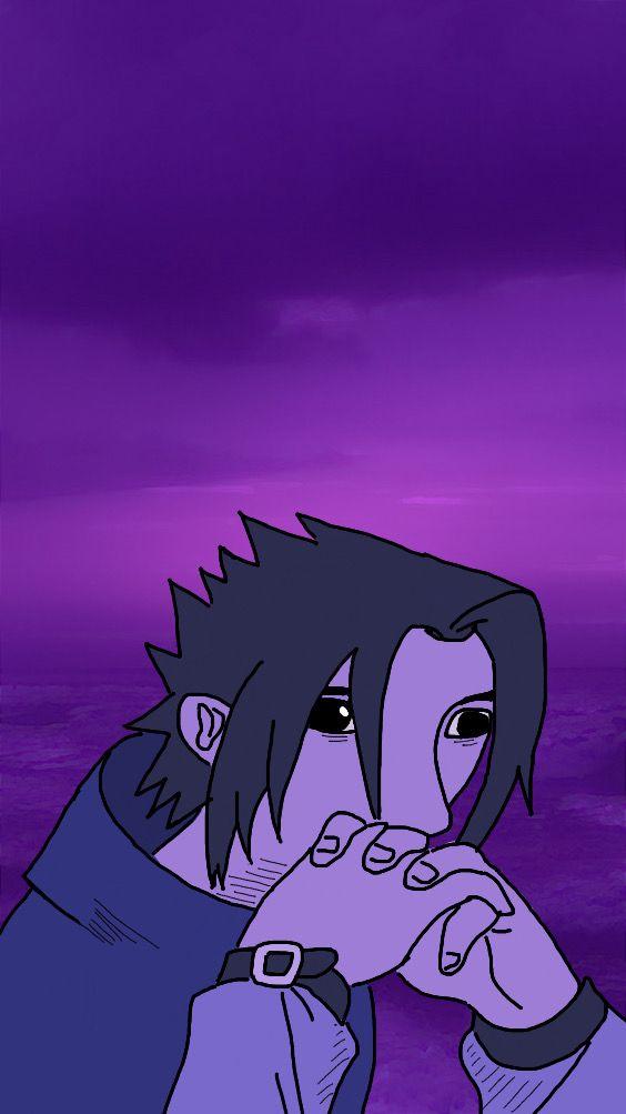 Fafuke Thinking In 2020 Naruto Wallpaper Iphone Anime Naruto Wallpaper
