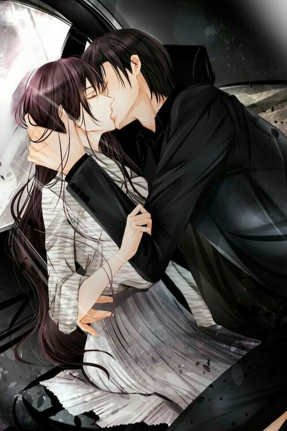 Первый Поцелуй Аниме